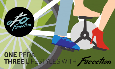 A Revolutionary Bicycle Pedal with Interchangeable Safety Rubber Cover Launches Kickstarter Campaign